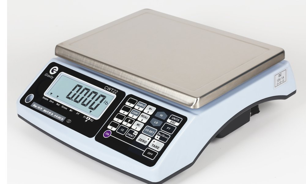 High Precision Multi-Function Weighing Scale