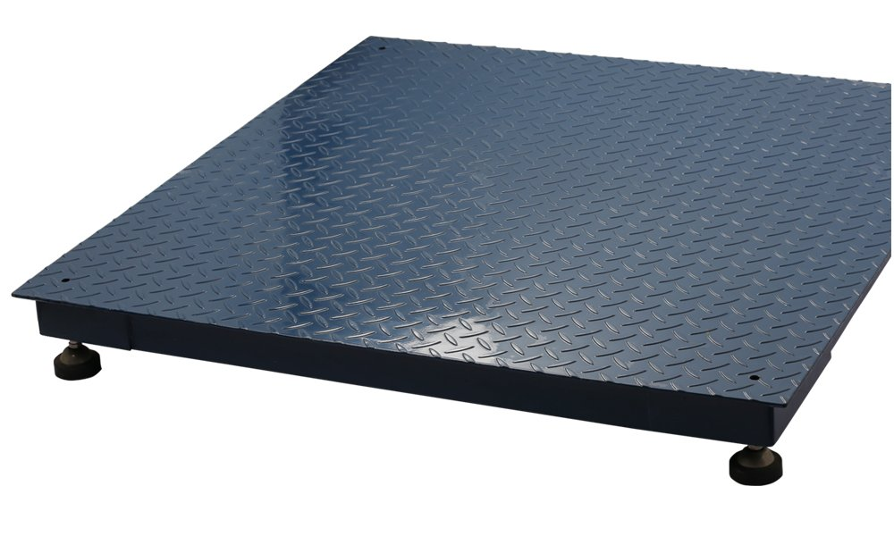 Carbon Steel Floor Scale with Indicator