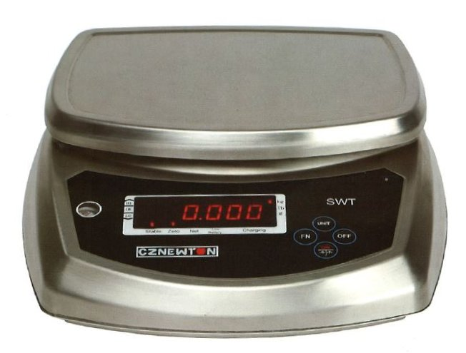 Stainless Steel Washdown Weighing Scale
